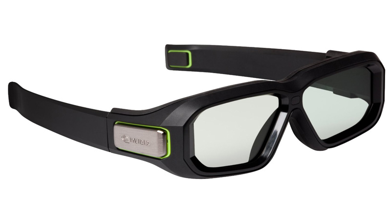 3D очки Nvidia 3D Vision 2 Wireless Glasses